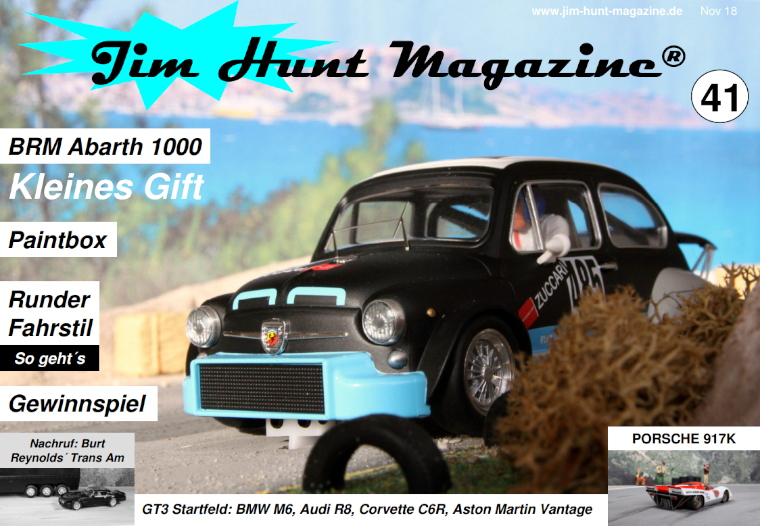 31 Jim Hunt Magazine®